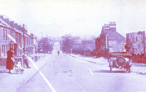 Station Road - then